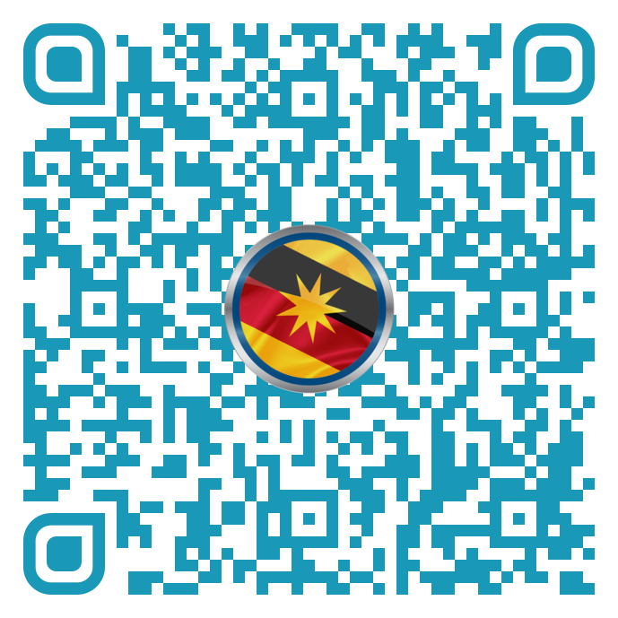Image QR Code for SarawakPay Android Application
