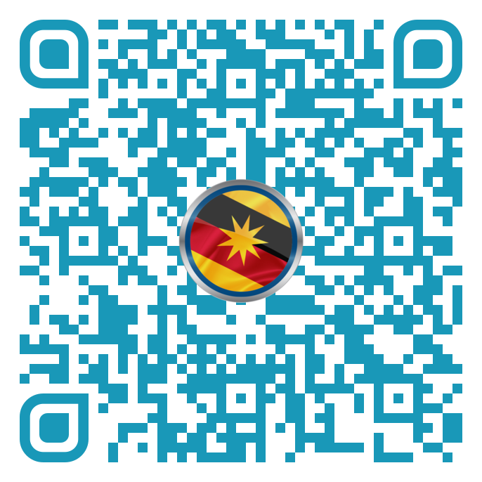 Image QR Code for SarawakPay iOS Application